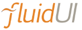 FluidUI logo