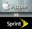 Apple vs. Sprint