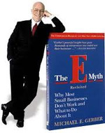 e-myth revisited and author Michael Gerber