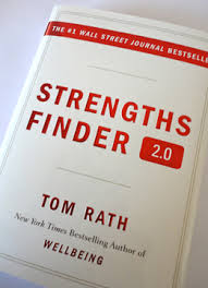 Strenghts Finder Bookcover